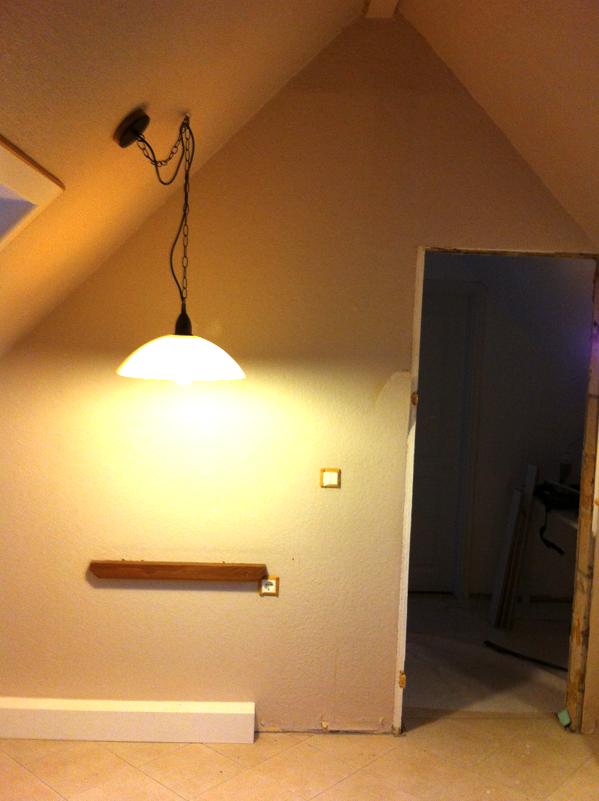 Dachgeschoss_Küche
