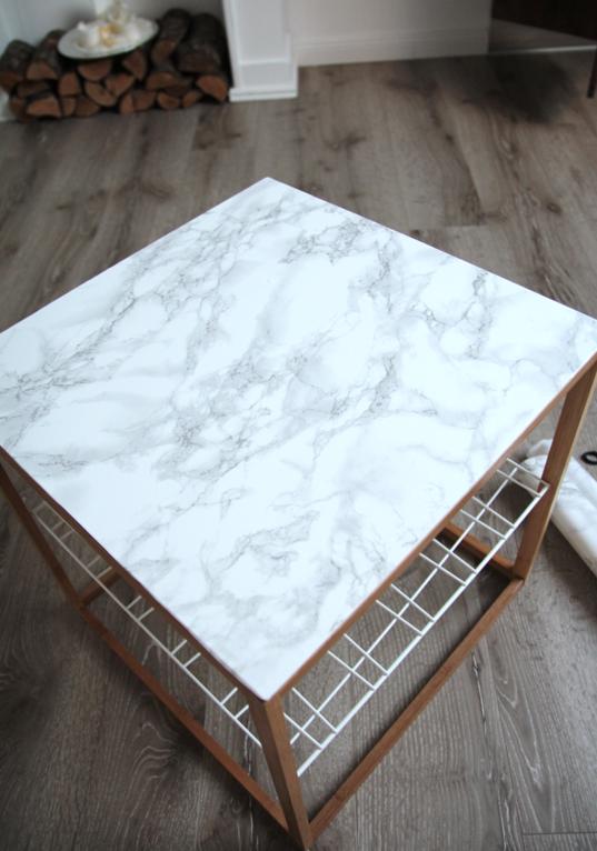 marmor tisch beistelltisch