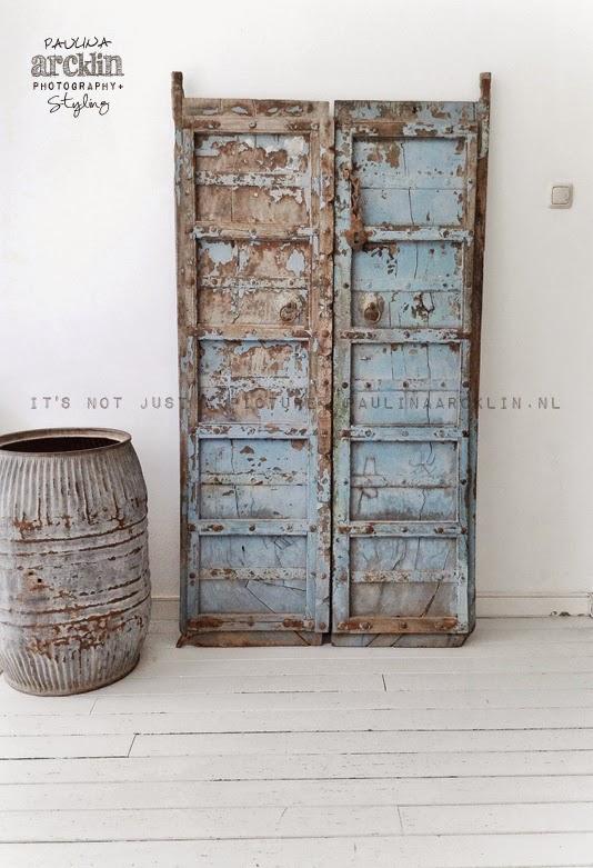 PaulinaArcklin-Turquoise-Indian-Doors
