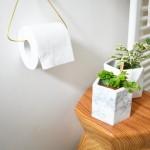 Badezimmer-dekorieren