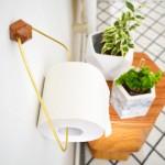 DIY-Klopapierhalter