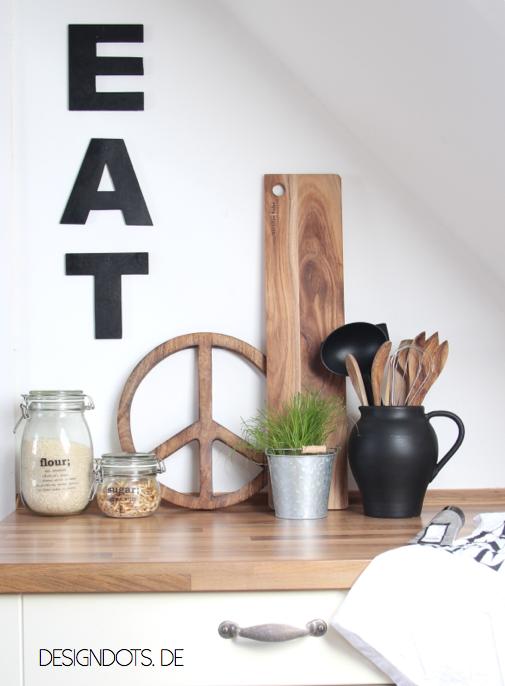 eat letters DIY