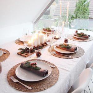 Tisch decken zu Weihnachten? Es ist gar nicht so einfachhellip