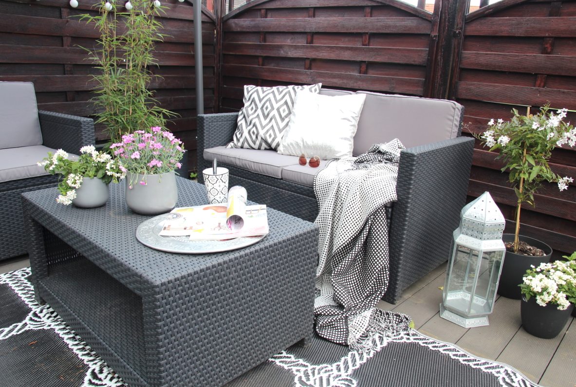 Terrace Terrasse – DESIGN DOTS