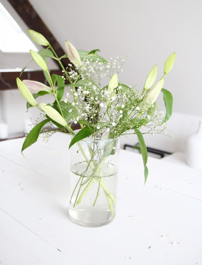 Blumen-arrangieren