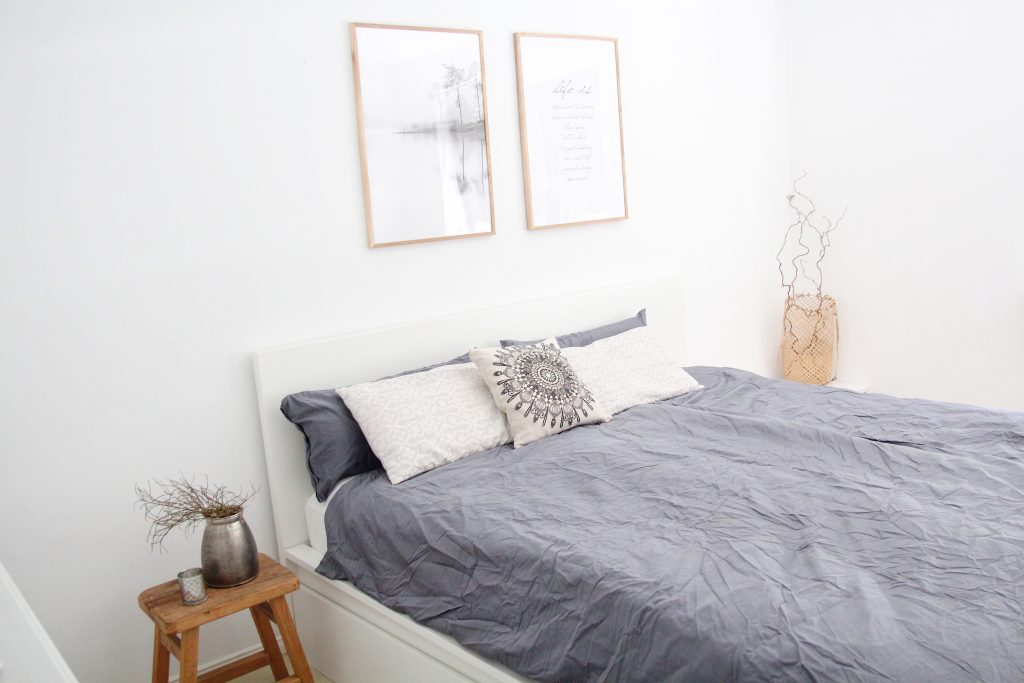 Schlafzimmer skandinavisch einrichten – DESIGN DOTS