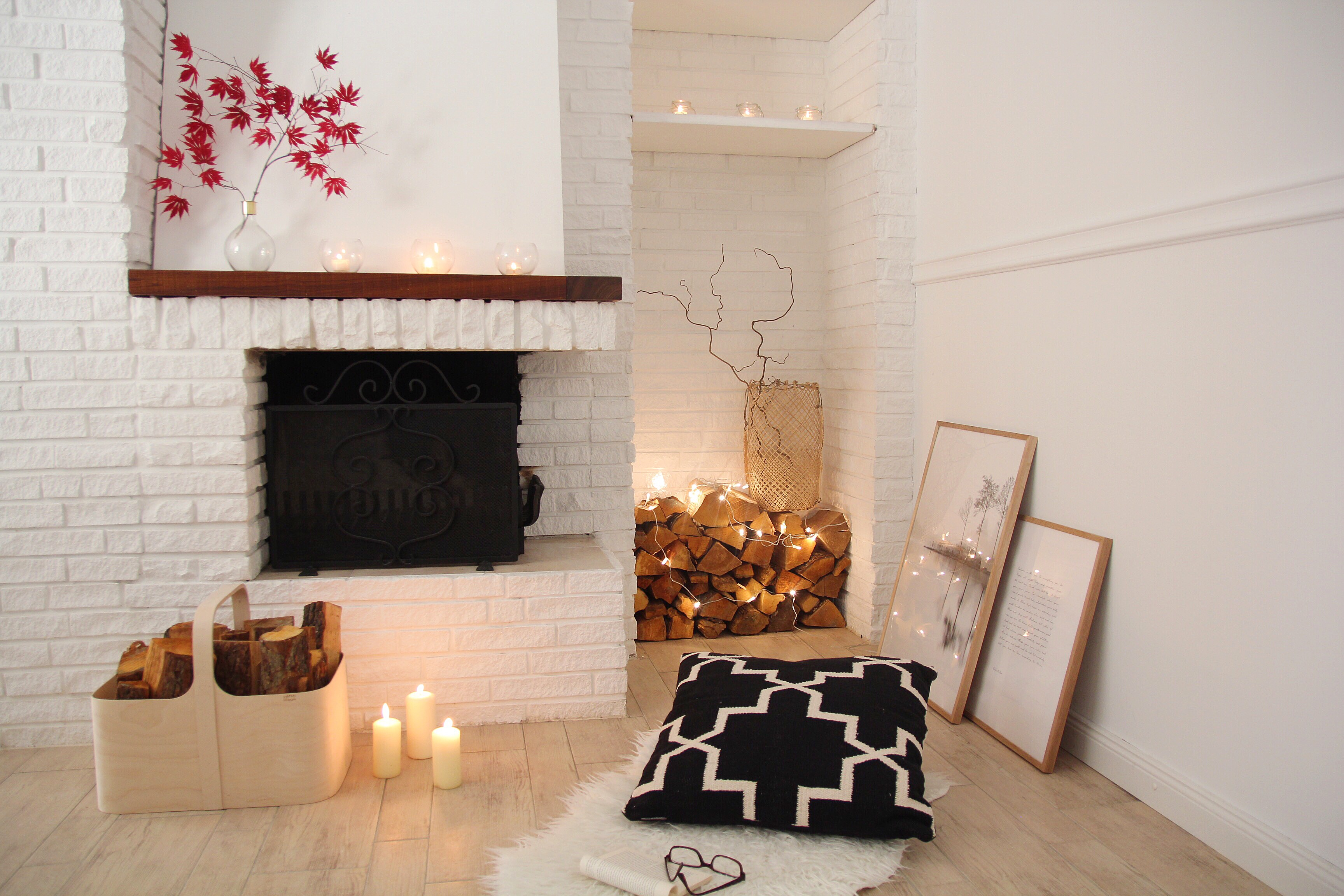 Wohnzimmer im Hygge-Stil einrichten – DESIGN DOTS