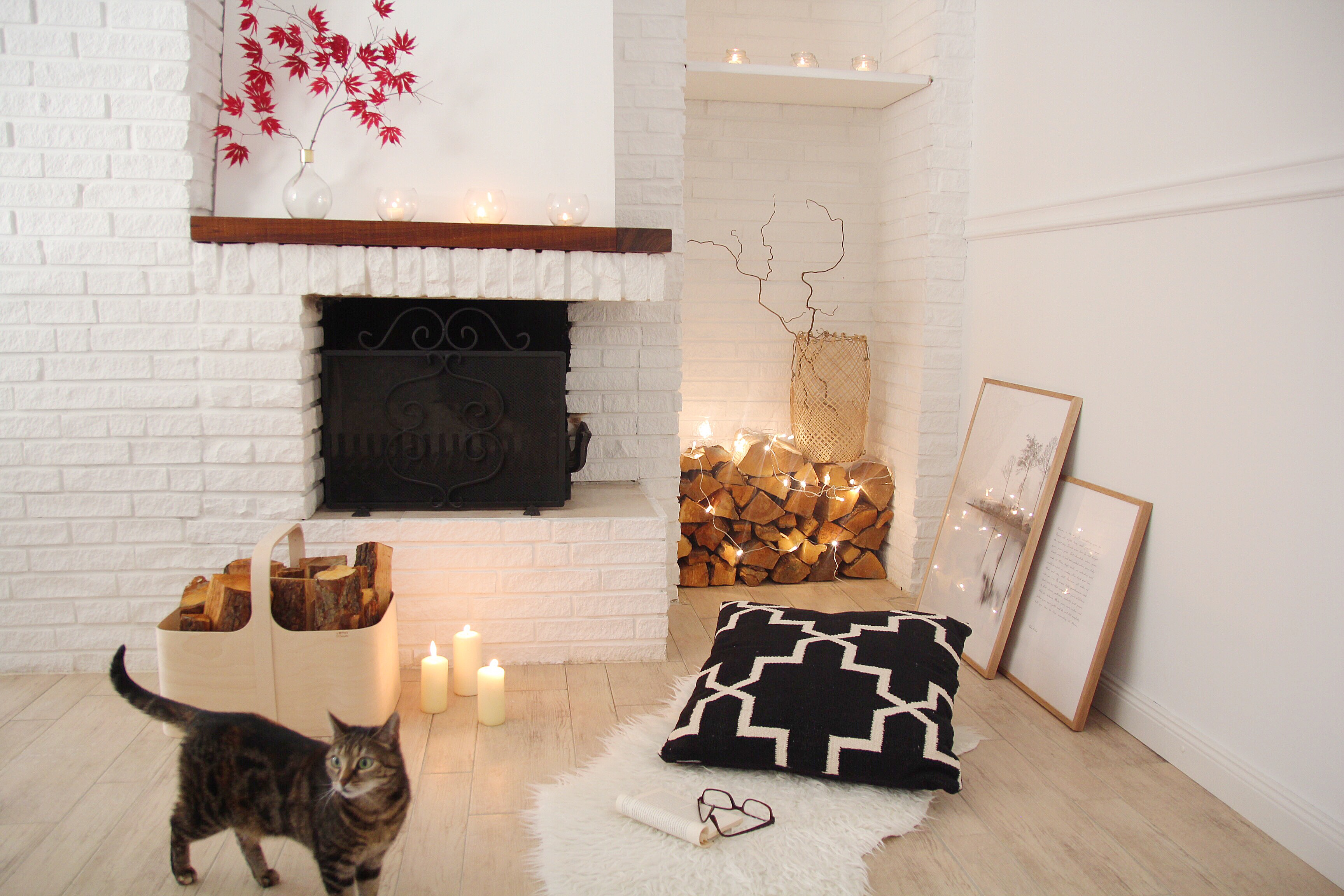 Blickfang Einrichten Wohnzimmer Sammlung Von Das Verbirgt Sich Hinter Dem Hygge-trend:
