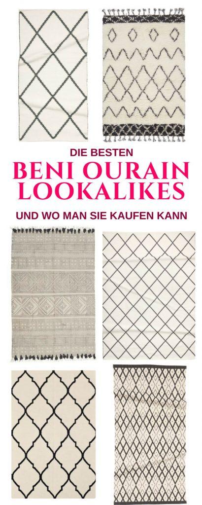 ber beni ourain teppiche design dots. Black Bedroom Furniture Sets. Home Design Ideas
