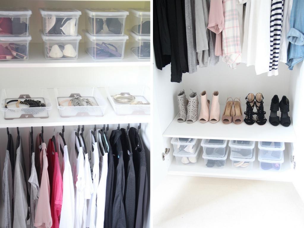 Ordnung im Kleiderschrank: 5 Tipps für mehr Ordnung – DESIGN DOTS