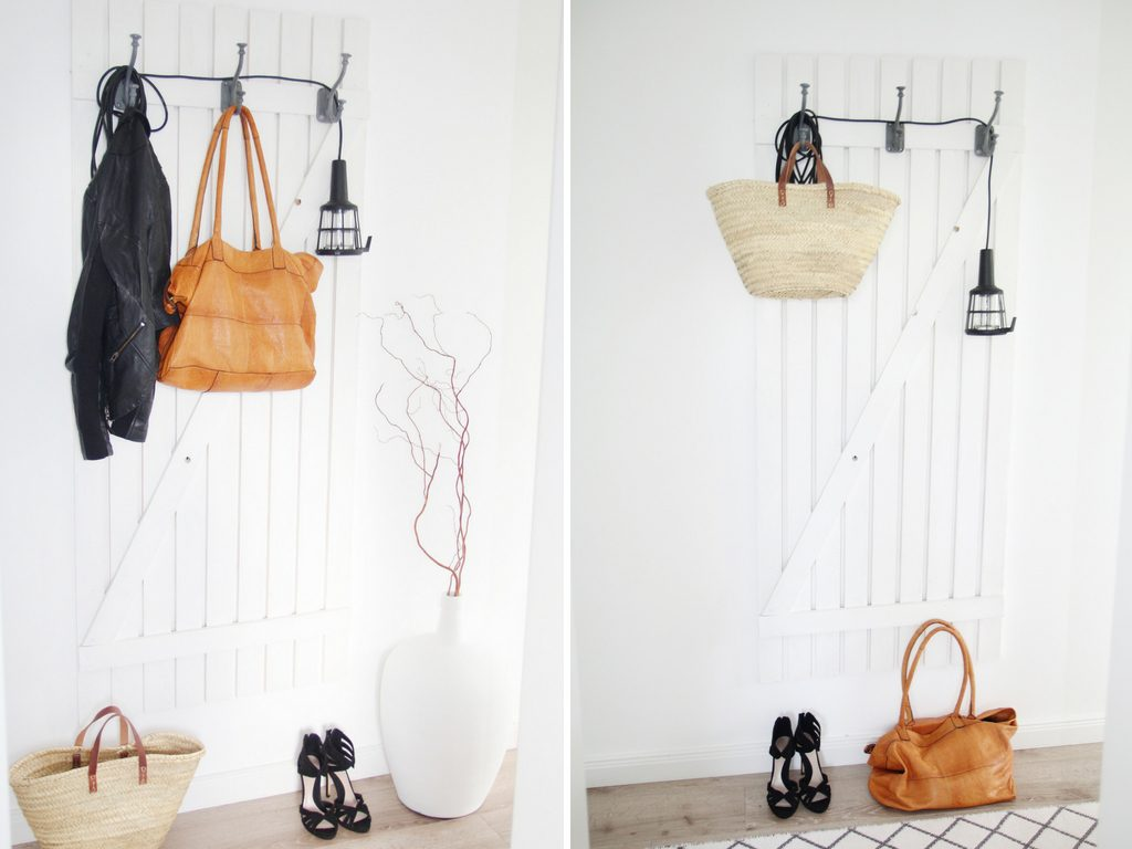 diy garderobe selber bauen – design dots