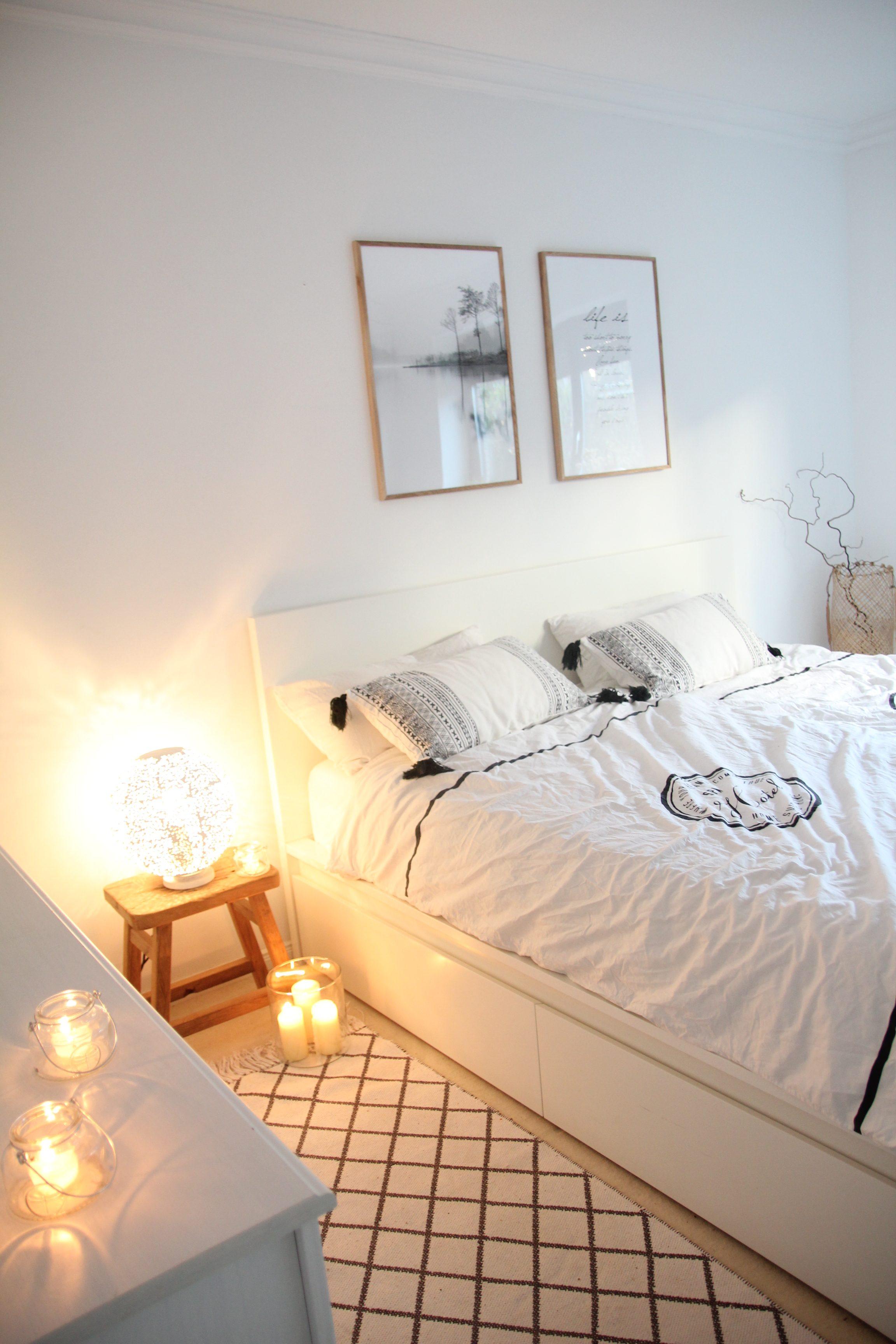 Orientalisches Flair im Schlafzimmer - DESIGN DOTS