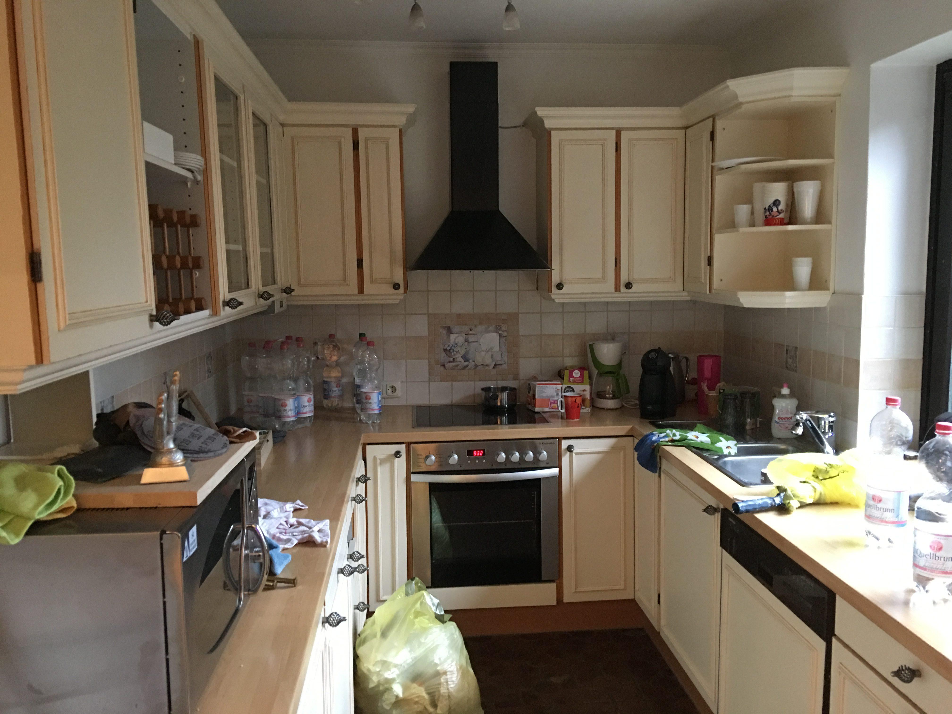 küche-renovieren-wenig-kosten - DESIGN DOTS