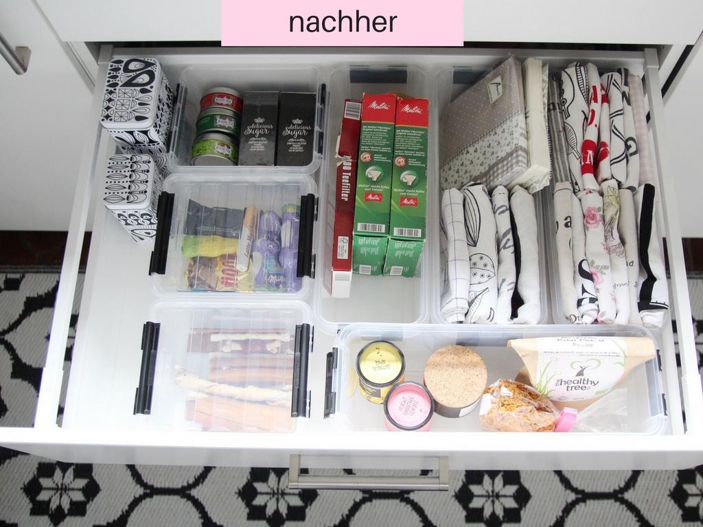 küche-ordnung-vorher-nachher - DESIGN DOTS
