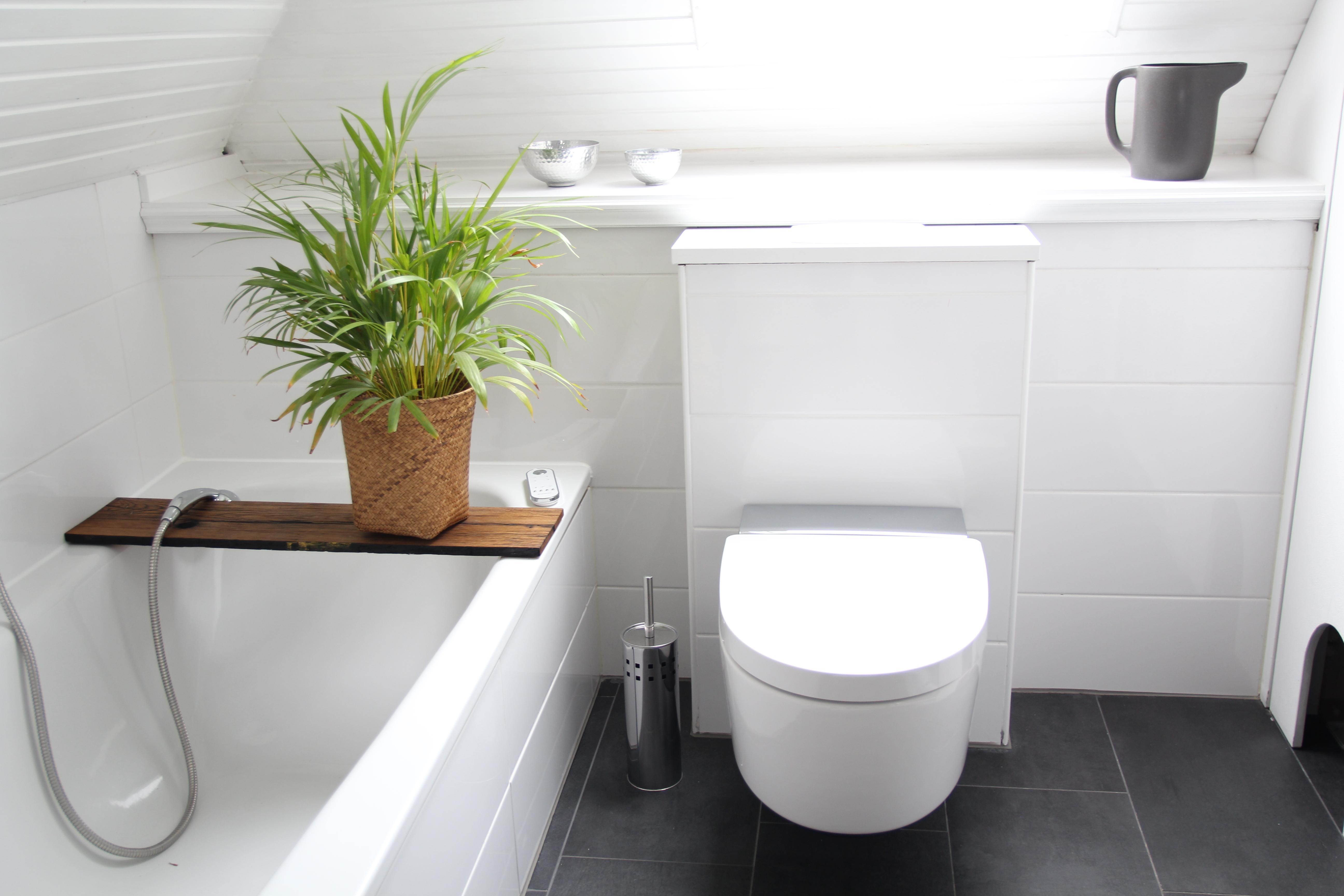 Relativ Dusch-WC nachträglich einbauen: so einfach geht das! - DESIGN DOTS YA02