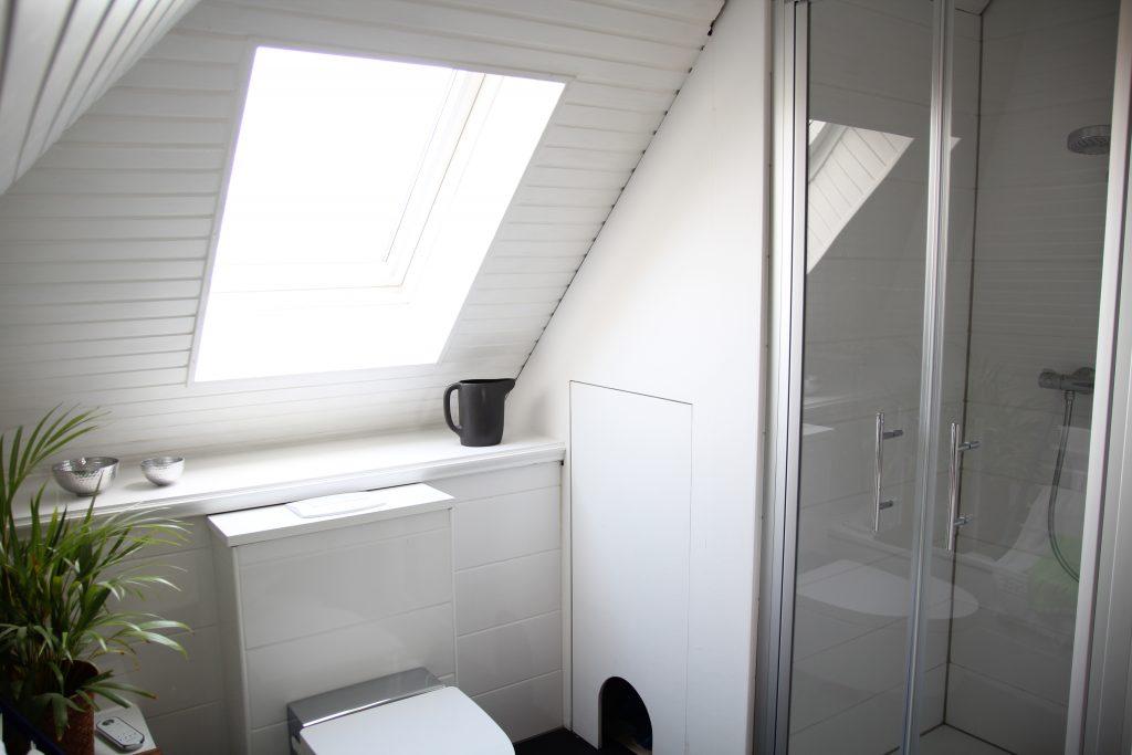 Turbo Dusch-WC nachträglich einbauen: so einfach geht das! - DESIGN DOTS PP96